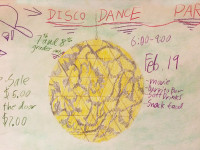 6th, 7th, and 8th Grade Disco Dance Party