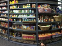 Food Pantry Project Update