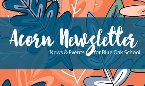 Acorn Newsletter-9/14/17